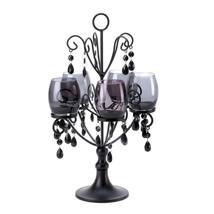 Black Elegant Candelabra - £30.95 GBP