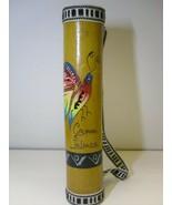 """Cayman Islands Souvenir 12"""" Rain Stick Shaker Instrument - $12.00"""