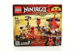 Lego Ninjago Legacy Set 70680 Monastery Training - Brand New - NISB 2019 - $19.79