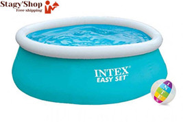 Intex 28101NP Easy Set Piscine,183 x 51 cm  - $218.79+