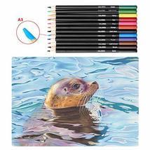 K Kwokker 71 Art Supplies 5 Type Pencils Sketching Drawing Painting Coloring Pen image 4