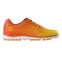 NEW! FootJoy emPower Women's Golf Shoes - 98005 Orange/Yellow- 7 Medium - $118.68