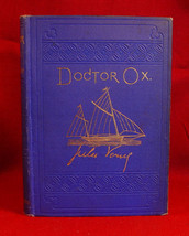 Jules Verne DR. OX and Other Stories. - $318.50
