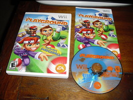 Playground (Nintendo Wii, 2007) - $6.92