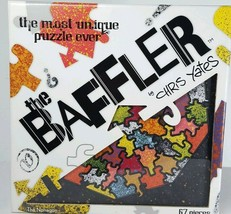 The Baffler Puzzle by Chris Yates Unique Jigsaw Puzzle NEW! - $9.49