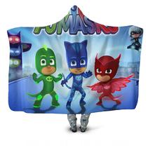 PJ Masks Hooded Hoodie Wearable Blankets - £27.61 GBP+