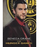 The Hunger Games Movie Single Trading Card #15 NON-SPORTS NECA 2012 - $2.00