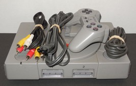 Sony Playstation Video Game System 100% Complete - $60.78