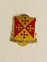 Military Insignia Pin Servitium Et Cor Cordis 701st Maint Bn (Free Shipping) - $10.00