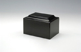 Angel Classic Black Granite Infant/Pet/Child Funeral Cremation Urn,100 C... - $104.99