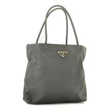 PRADA Nylon Shoulder Bag Black Auth ar1349 Sticky - $128.39