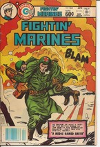 Charlton Fightin' Marines #162 A Medic Named Smith Warning Voice War Action - $2.95