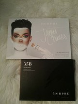 Morphe 35B Color burst /James Charles Palette -100% AUTHENTIC - guaranteed!!!  - $169.99