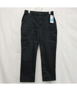 Lee Relaxed Fit Crop Just Below The Waist Pant Women Size 4M - $29.40