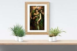 """Asarte Syriaca - Dante Gabriel Rossetti- Art Print - 13"""" x 19"""" - Custom Sizes Av - $25.00"""