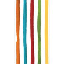 Elise Dot/Stripe Multicolor Guest Towel/Case of 192 - ₨4,284.03 INR