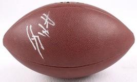 J.J. Watt Signed Full Size NFL Football JSA Texans Wisconsin JJ - $327.24