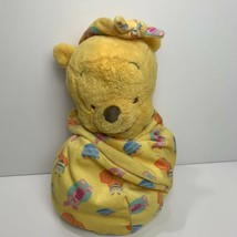 "Disney Babies Winnie The Pooh Plush In Pouch 10"" - $24.99"