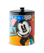 """9.5"""" High Disney Britto Mickey Mouse Canister/Cookie Jar - $69.29"""