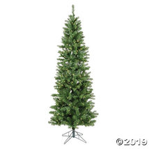 Vickerman 6.5' Salem Pencil Pine Christmas Tree with Warm White LED Lights - $252.75