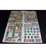 1119 Lot Stamps Austria 319 Mixed, 800+ Duplicates 1875-1999 Scott Value - $207.87