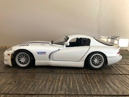 1997 Dodge Viper GTSR / GT2, Maisto 1/18 Scale Die Cast Collectible Piec... - $43.46