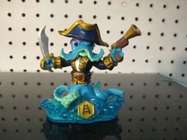 Wash Buckler Swap Force Skylanders Activision Blue Octopus Pirate Figure... - $8.25