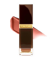 Tom Ford Lip Lacquer Luxe Lip Gloss Darling Matte Vinyl 01 Peach Pink Full Sz Nw - $34.50