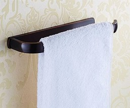 ELLO&ALLO Oil Rubbed Bronze Towel Bars for Bathroom Accessories Wall Mou... - $25.81