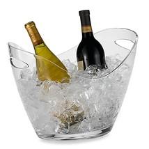 Prodyne Acrylic Vino Gondola Party Tub - $571,07 MXN