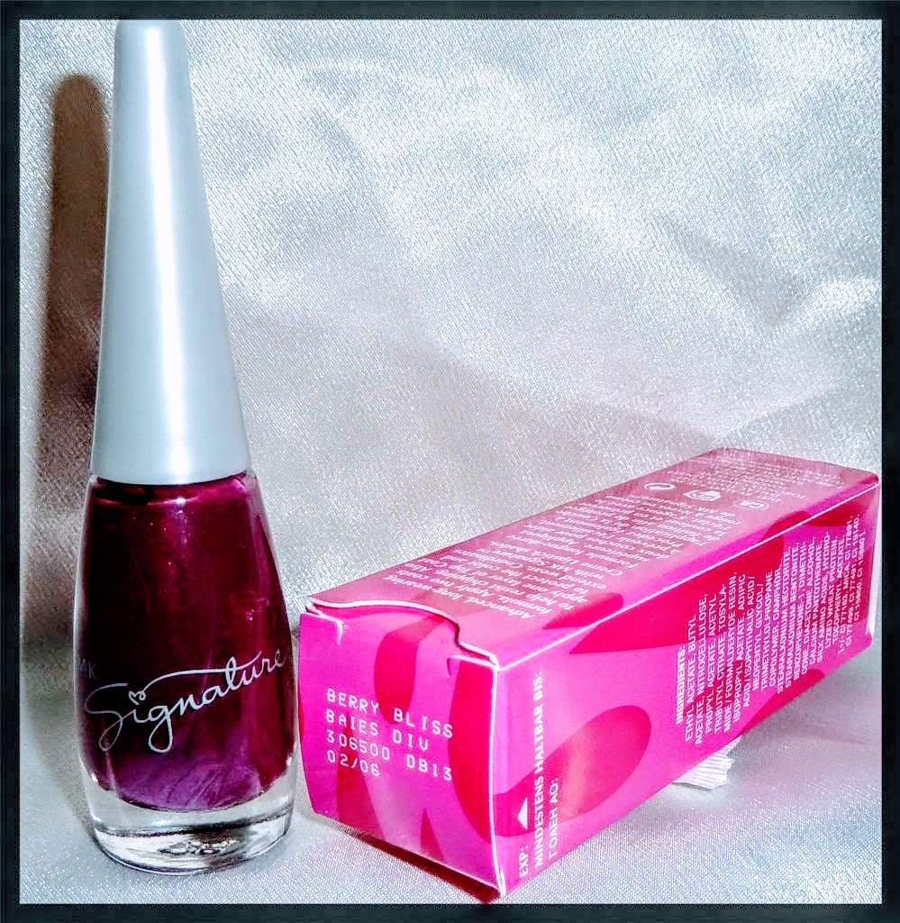 Primary image for Mary Kay Berry Bliss Signature Nail Enamel Polish