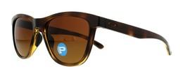 Oakley Moonlighter POLARIZED Sunglasses OO9320-04 Tortoise W/ Brown Grad... - $59.39