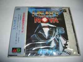 MD Heavy Nova Sega Mega Drive 32X Game JP Soft - $73.76