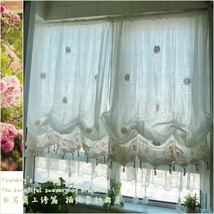 WINLIFE 150*175cm Pastoral Style Window Treatment - $37.95