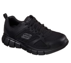 51532 Cross Foam Sporty Casual Men Skechers Black Extra Wide shoes Train Memory rqHrF