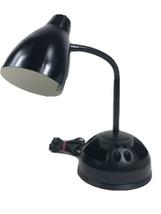 Vintage Portable Luminaire Gooseneck Organizer Desk Lamp Accessory Holde... - $11.13