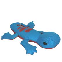 "Animal Planets Pets Blue Lizard Dog Canine Toy Plush Stuffed Animal 11.5"" - $19.80"