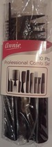 Annie Pro Comb 10 SET---BRAND NEW-FREE Upgrade To Free Shipping - $4.99