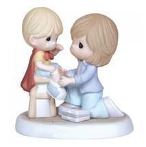 Precious Moments You're My Hero Boy Mother First Aid Kit Superhero Banda... - $56.42