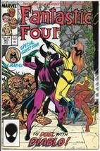 Fantastic Four Comic Book #307 Marvel Comics 1987 FINE+ NEW UNREAD - $1.75