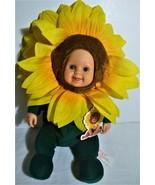 Anne Geddes Baby Sunflowers Doll - $15.00