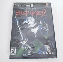 The Legacy of Kain Blood Omen 2 PS2 Game PlayStation 2 New Sealed Scrape... - $70.11