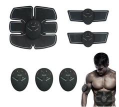 6pcs/set Newest Abdominal Muscle Training Stimulator Device Wireless Ton... - $26.50