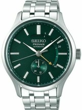 AUTHORIZED DEALER Seiko SSA397 Presage Cocktail Green Dial Automatic Watch - $668.25