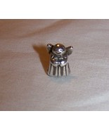 Pandora Sterling Silver Standing Angel Charm -1/2 inch tall, 1/2 inch wide - $12.50