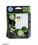 HP 88XL High Yield Yellow Original Printer Ink Cartridge (C9393AN) EXP F... - $11.65