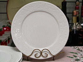 Sango Garland Floral On White 10 5/8\u0026quot; Dinner Plate Set Of Four - & Sango Dinner Plates: 29 listings