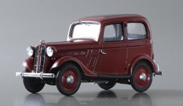 EBBRO 1/43 Datsun 17 Model sedan 1938 Dark Red ... - $122.78