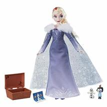 Disney Olaf's Frozen Adventure - Elsa's Treasured Traditions Doll - $55.21