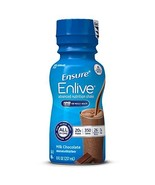 Ensure Enlive Advanced Nutrition Shake with 20 grams of protein, Meal Replacemen - $34.12